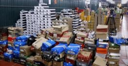 Đột kích kho hàng lậu 10.000 m2 chuyên livestream bán 'hàng nhái' trên Facebook
