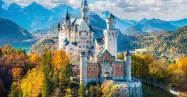 10 nơi đón mùa thu đẹp nhất thế giới