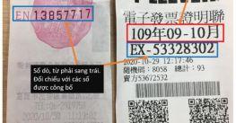 Bỏ 4.600 Đài tệ mua lẻ túi ni-lông để lấy hóa đơn tham gia dò xổ số rồi nhận cái kết bất ngờ