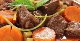 Cho gia vị này đảm bảo hầm thịt bò nhanh mềm, thơm ngon mà không cần đến nồi áp suất